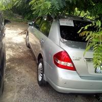 Nissan Tiida 1,7L 2008