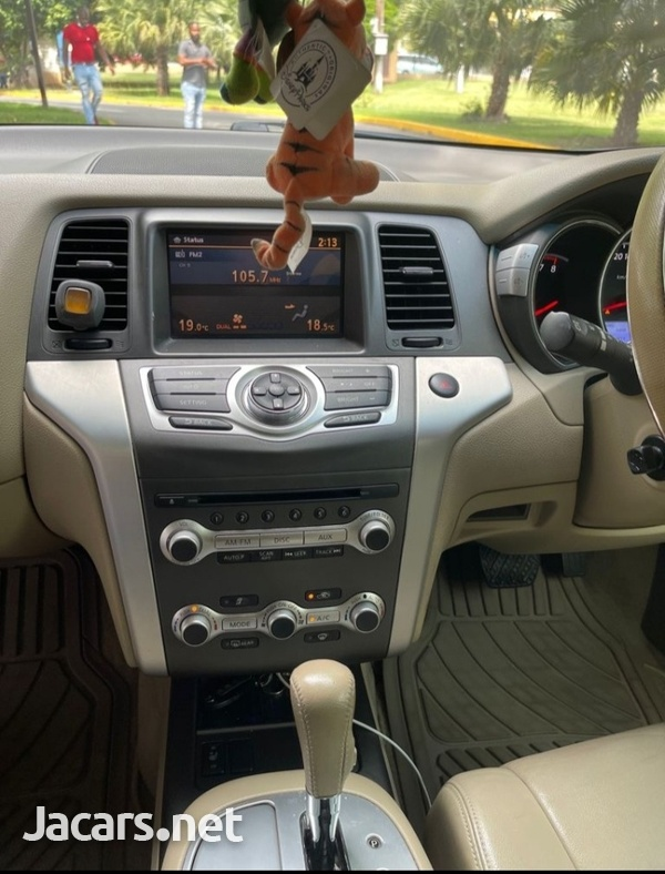 Nissan Murano 2,4L 2013-9