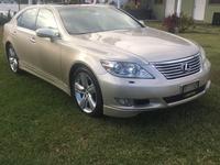 Lexus LS 4,6L 2012