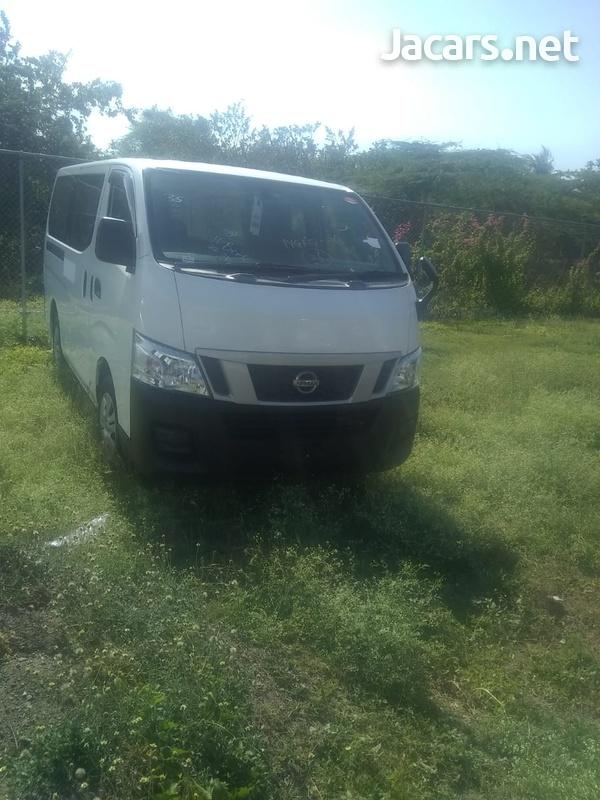 White Carvan 5,5L 2013-4