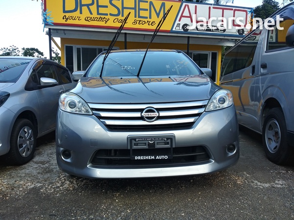 Nissan LaFesta 2,0L 2016-1