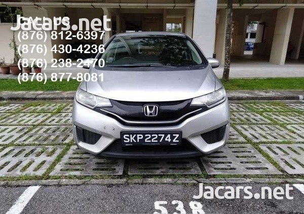 Honda Jazz 1,3L 2015-1