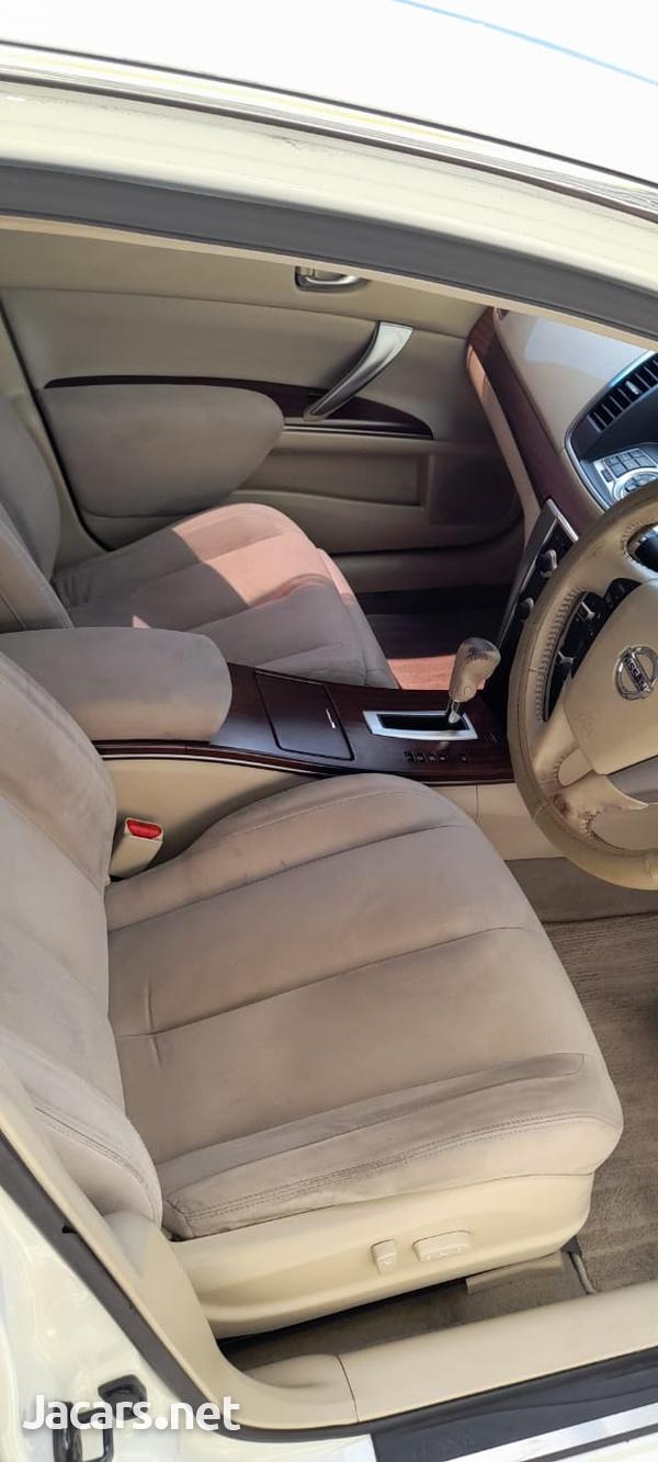 Nissan Teana 2,5L 2012-9