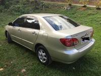 Toyota Corolla Altis 1,6L 2006