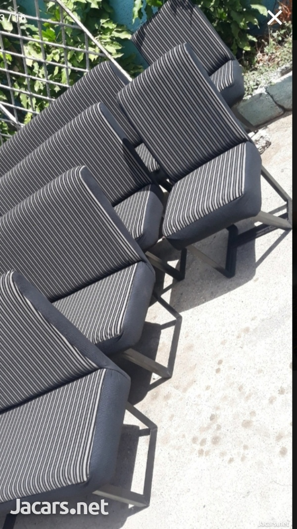 FOR ALL YOUR BUS SEATS,WE BUILD AND INSTALL.CONTACT US AT 8762921460-2