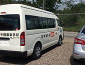 Toyota Hiace Bus 2010
