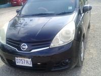 Nissan Note 2,0L 2011