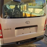 2013 Toyota hiace new import low mileage 2wd