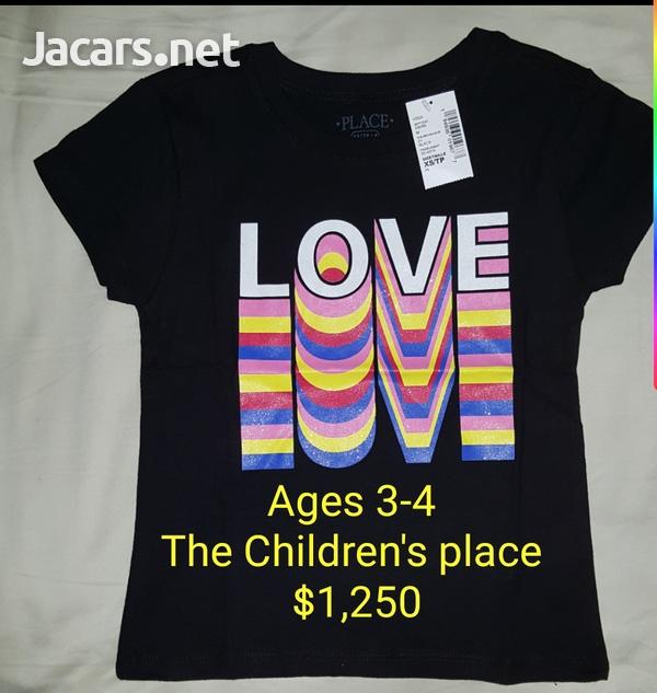 Brand new kids T-shirts-8