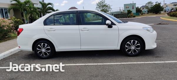 Toyota Axio 1,3L 2016-3