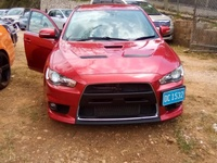 Mitsubishi Evolution 2,0L 2013