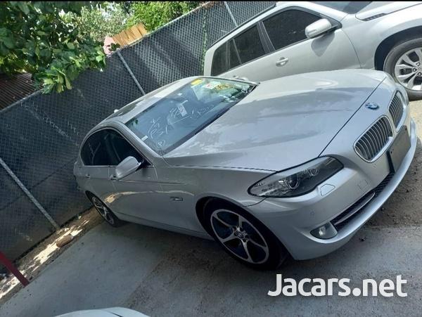 BMW 5-Series 3,5L 2012-2
