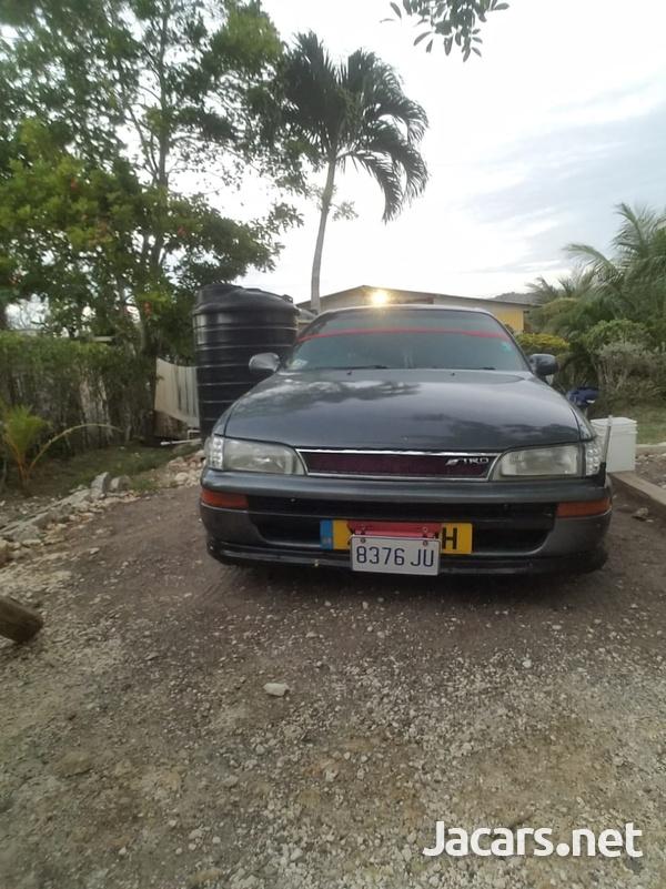Toyota Corolla 1,4L 1993-7