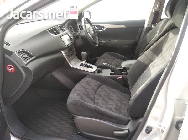 Nissan Sylphy 1,8L 2016-10