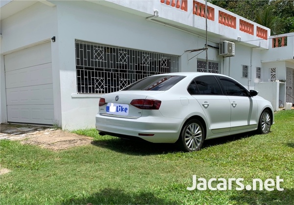 Volkswagen Jetta 1,4L 2018-3