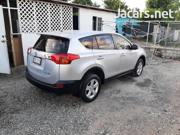 Toyota RAV4 2,4L 2013-2