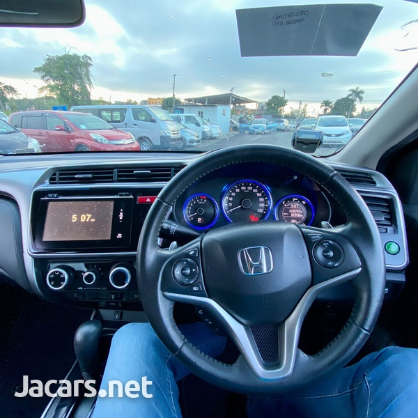 Honda City 1,5L 2015-9