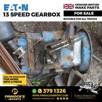 EATON 13 SPEED GEARBOX