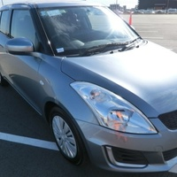 Suzuki Swift 1,3L 2014