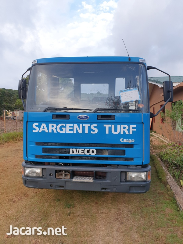 1999 Ford Iveco Flat Bed-7
