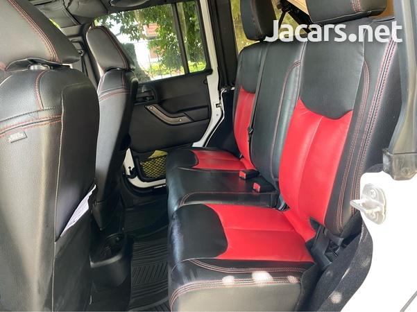 Jeep Wrangler Sport Unlimited 3,6L 2014-7