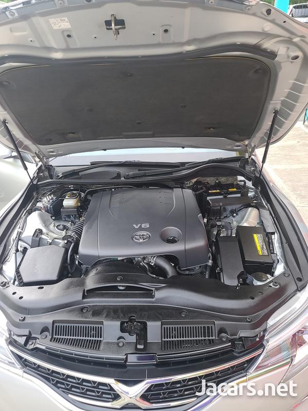 Toyota Mark X 2,5L 2015-16