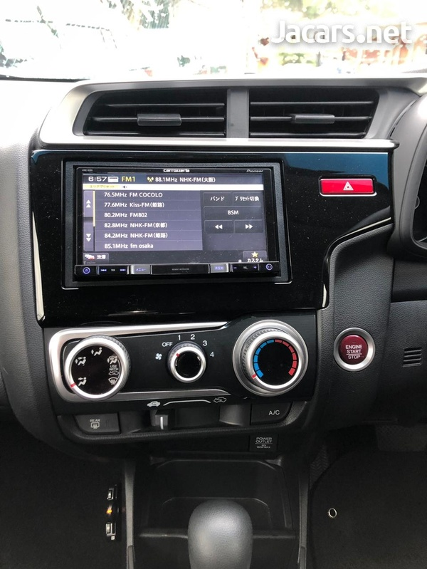Honda Fit 1,3L 2015-2