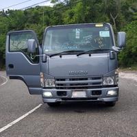2008 Isuzu Elf Dump Truck