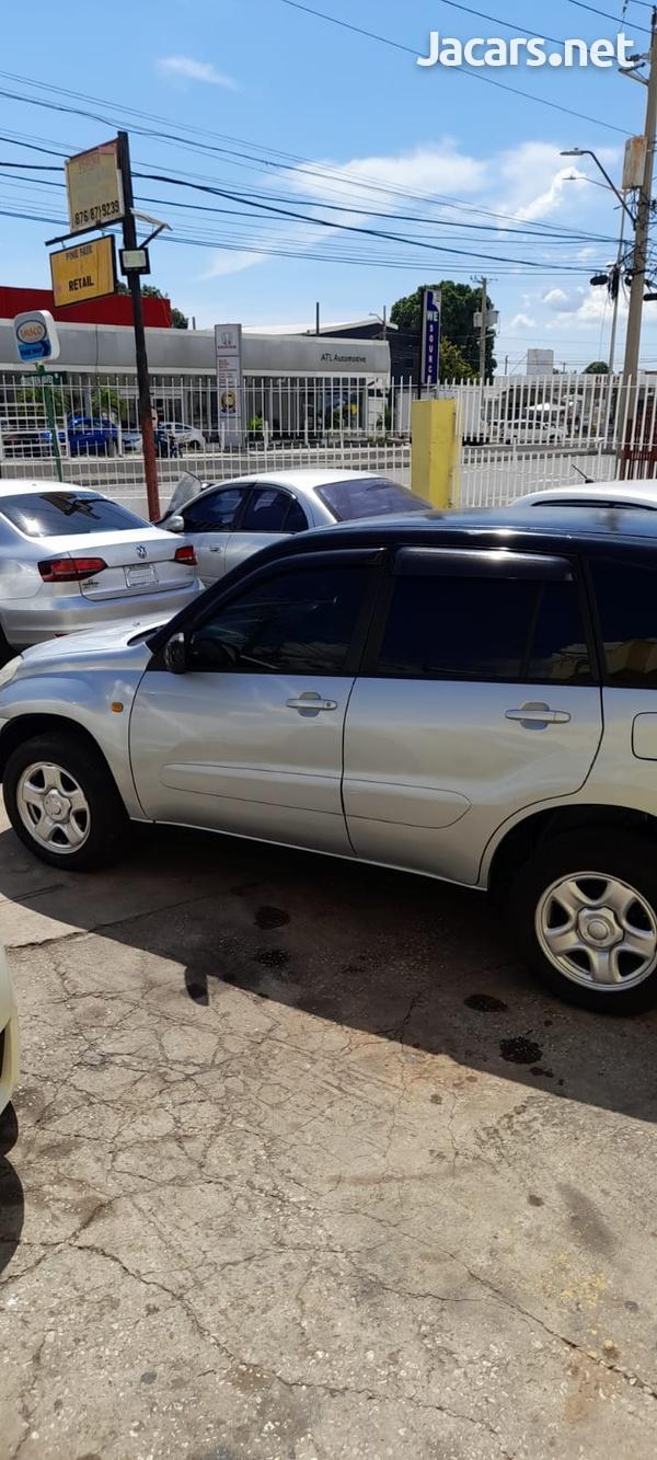Toyota RAV4 2,0L 2003-12