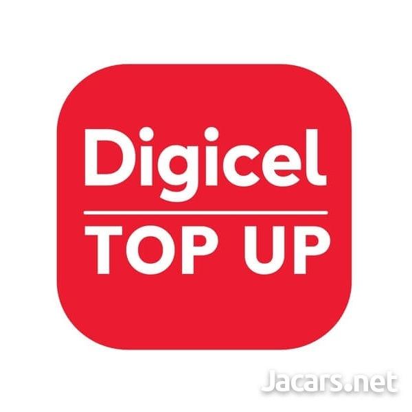 Digicel   Flow Mobile Direct Top Up-2