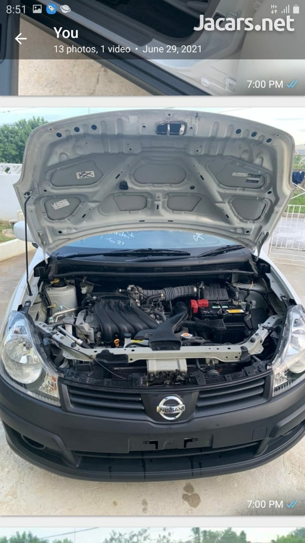 Nissan AD Wagon 1,4L 2016-4