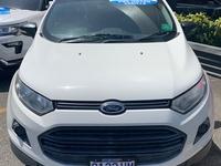 Ford EcoSport 1,5L 2016