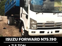 Isuzu N75/NQR Tipper Truck 2009