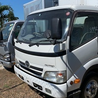 2010 Hino Dutro Box Truck