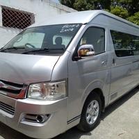 2014 JoyLong Bus
