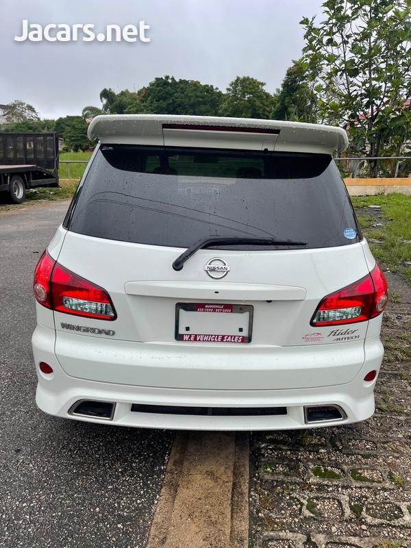 Nissan Wingroad 1,5L 2013-4