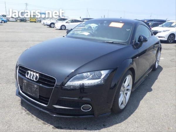 Audi TTS 1,8L 2014-1