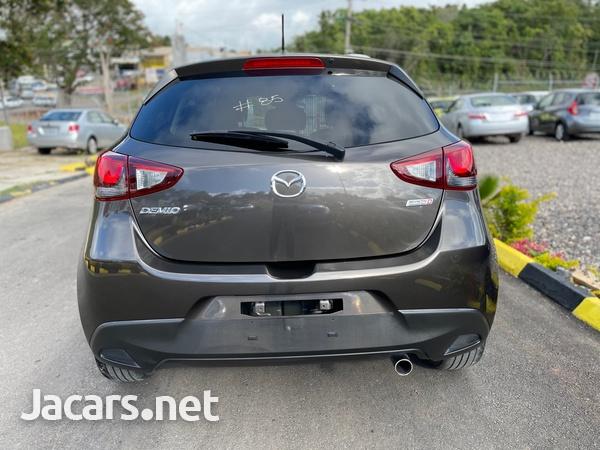 Mazda Demio 1,5L 2015-5