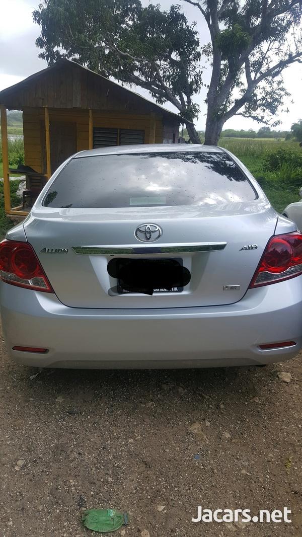 Toyota Allion 1,7L 2013-3