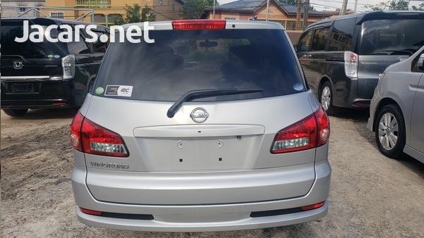 Nissan Wingroad 1,5L 2012-11