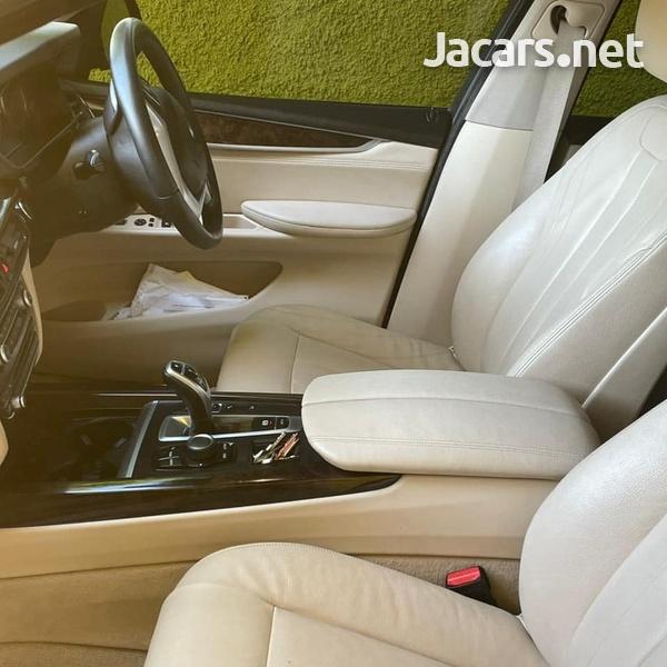 BMW X5 2,0L 2016-2