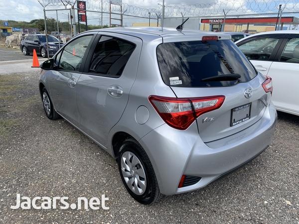 Toyota Vitz 1,0L 2018-9
