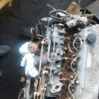Isuzu 4HE1 Engines turbo intercooled