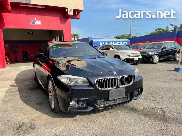 BMW 5-Series 3,5L 2011-1