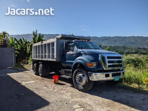 2007 Ford F750 XL Superduty Truck-4