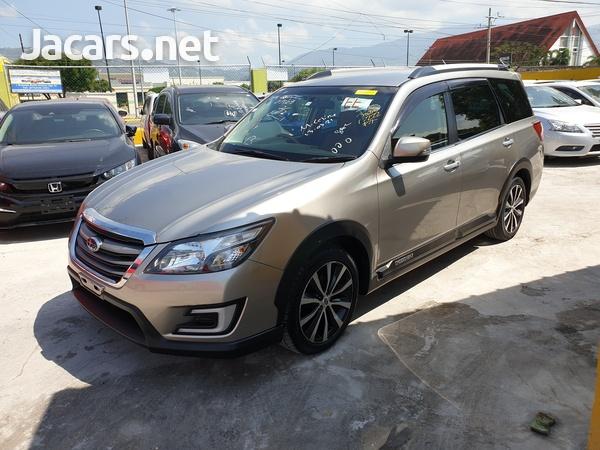 Subaru Exiga 2,5L 2015-4