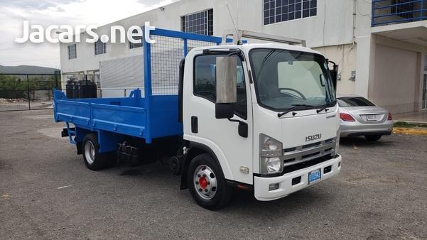 2010 Isuzu Tipper Truck-13