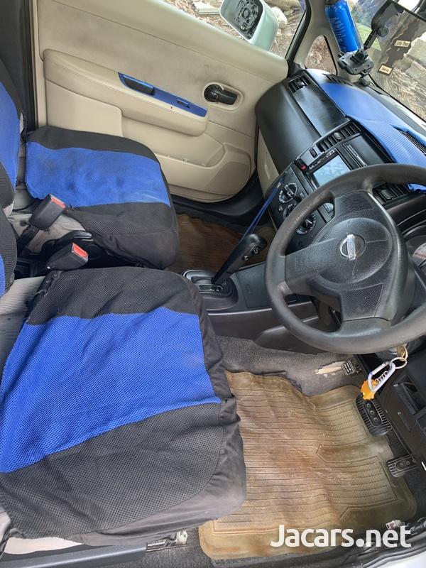 Nissan Tiida 1,5L 2008-12