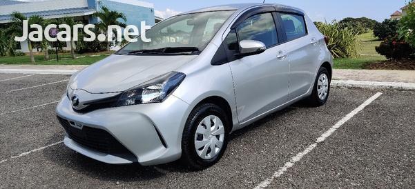 Toyota Vitz 1,0L 2015-2