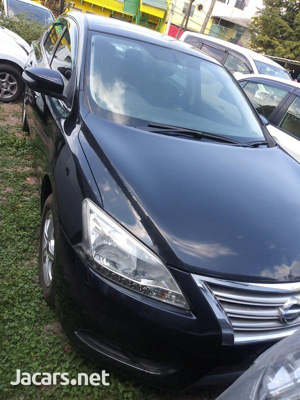 Nissan Sylphy 1,8L 2013-3